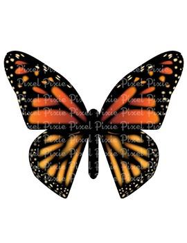 Flutter By, Butterfly!
