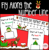 Fly Along the Number Line Addition and Subtraction Task Ca
