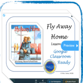 """Fly Away Home"" by Eve Bunting - Homelessness LP -Grades 4 & Up"
