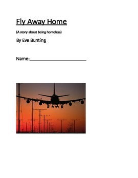 Fly Away Home(A story about being homeless)