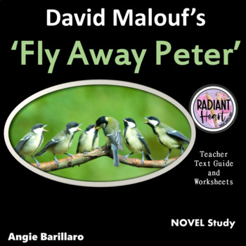 Fly Away Peter-Malouf Teacher Text Guides & Worksheets