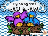 Fly Away with -AU and -AW