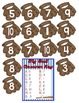 Fly Ball Addition to 10 File Folder Game Math Center CCSS 1.0A.6