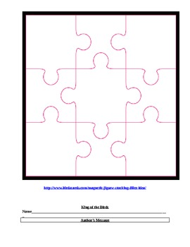 Fly, Eagle, Fly Activity Menu and Guided Reading Lesson Plans