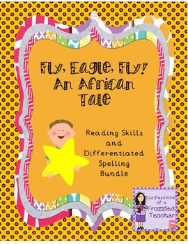 Fly, Eagle, Fly! An African Tale Reading Bundle (Scott Foresman Reading Street)