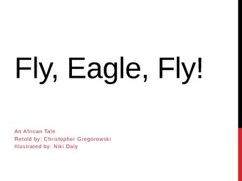 Fly, Eagle, Fly Vocabulary Powerpoint