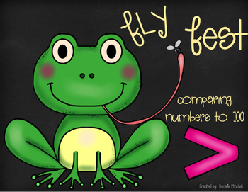 Leap Year:  Comparing numbers to 100 with a Frog Theme