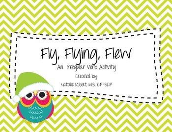 Fly, Flying, Flew: An Irregular Verb Activity
