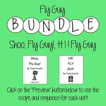 Fly Guy Bundle