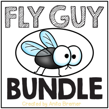 Fly Guy COMPLETE SERIES Book Study Bundle