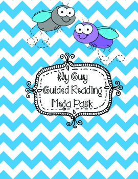 Fly Guy Guided Reading Mega Pack