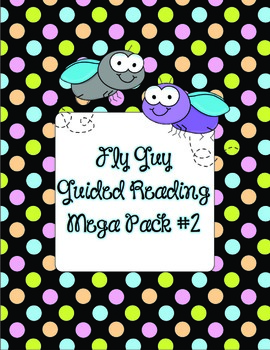 Fly Guy Guided Reading Mega Pack #2