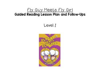 Fly Guy Meets Fly Girl Guided Reading - Level I