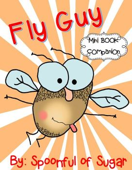 Fly Guy (Mini Book Companion with paired nonfiction activites)