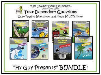 Fly Guy Presents BUNDLE