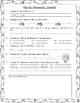 Fly Guy Presents: Insects - Text-Dependent Questions and close reading worksheet