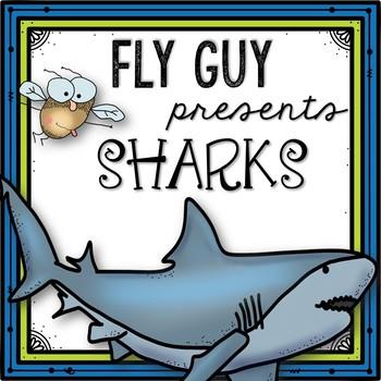 Fly Guy Presents Sharks