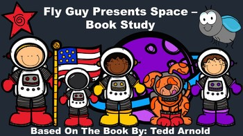 Fly Guy Presents Space - Book Study