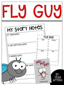 Fly Guy / Read-Aloud Book Companion