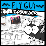 Fly Guy Resources: Comprehension Questions, Non-fiction Te