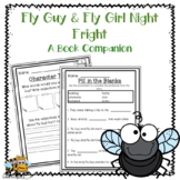 Fly Guy and Fly Girl Night Fright| Book Companion