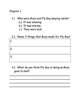 Fly Guy and Frakenfly