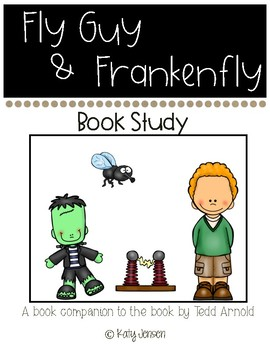 Fly Guy and the Frankenfly Book Companion
