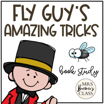 Fly Guy's Amazing Tricks