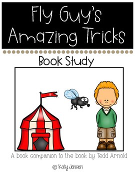 Fly Guy's Amazing Tricks Book Study