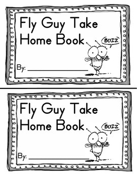 Fly Guy take home book
