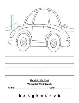 Fly High, Fly Guy!  Guided Reading Packet