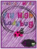 Fly High Lady Bug for Mi Sol Practice! Adaptions for Special Learners!
