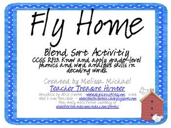 Fly Home Blend Sort