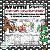 Fly Little Reindeer Interactive Book