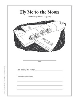 Fly Me to the Moon (Leveled Readers' Theater, Grade 6+)