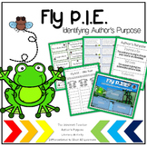 Fly P.I.E.--Identifying Author's Purpose Common Core Literacy Center