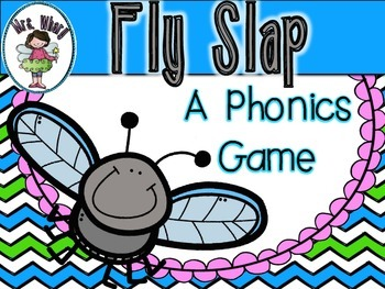 Fly Slap - A Phonics Game (USA Version)