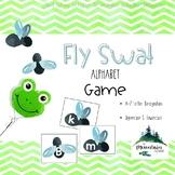 Fly Swat Alphabet Game