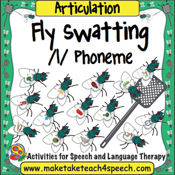 Articulation - Fly Swat!  /L/ Phoneme