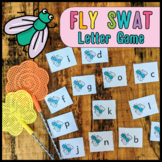 Fly Swat Letter Recognition Game