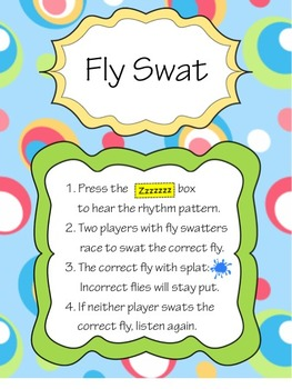 Fly Swat Level 1