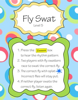 Fly Swat Level 5