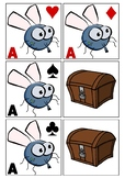 Fly Swat - Poker Card version