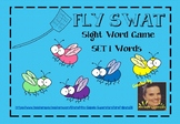 Fly Swat - Sight Word Game - Set 1