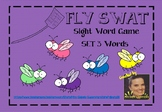 Fly Swat - Sight Word Game - Set 3