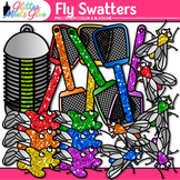 Fly Swatter Clip Art: Insect and Bug Graphics {Glitter Meets Glue}