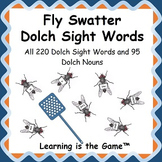 Fly Swatter Dolch Sight Words 220 Dolch sight words 95 Dolch nouns