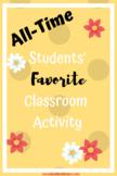 #1 Chinese Classroom Activity
