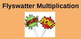 Fly Swatter Multiplication Game