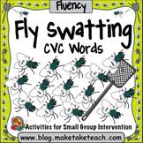 CVC Words- Fly Swatting CVC Words